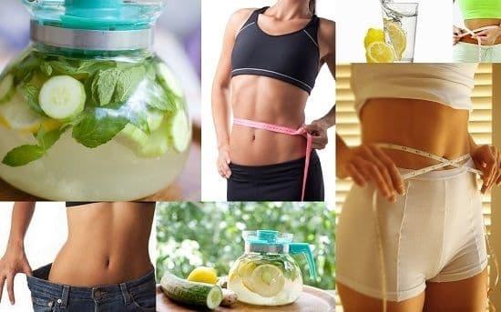 Как похудеть на воде в домашних условиях